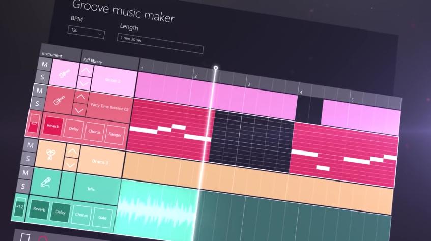 W10-Creators-Update-Groove-music-maker