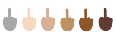 W10-emoji-doigt-honneur-couleurs