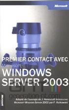 W2003 server