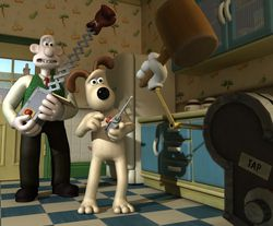 Wallace & Gromit screen2
