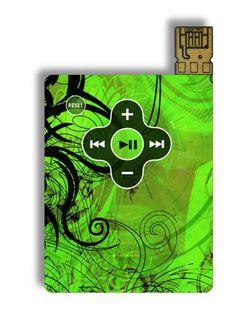 Wallet MP3 1 Go arri