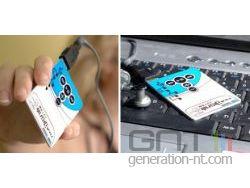Walletex wallet mp3 small