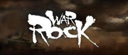 war rock logo