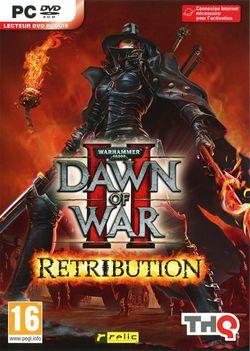 Warhammer 40.000  Dawn of War II Retribution
