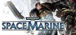 Warhammer 40000 Space Marine logo