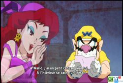 Wario The shake dimension