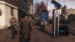 Watch Dogs - TheWorse mod 0.99 - 4