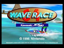 Wave Race 64   5