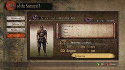 Way of Samuraï 3 (3)