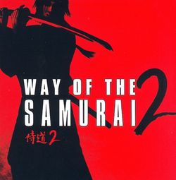 Way of the Samurai 2 - pochette