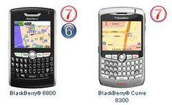 Wayfinder Navigator 7 BlackBerry