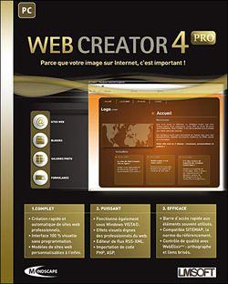 Web Creator screen1