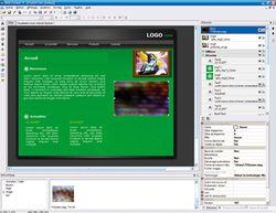 Web Creator screen2