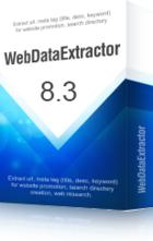 Web Data Extractor : extraire liens et données d'un site web