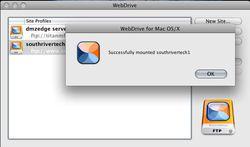 WebDrive screen2
