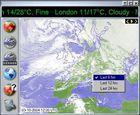 Webmizzle : consulter la météo partout dans le monde
