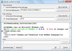 WebMon screen2
