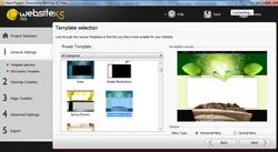 Website X5 Free screen1