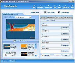 WebSmartz screen2
