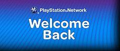 Welcom back