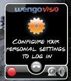 Gadget WengoVisio