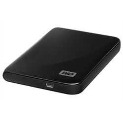 Western Digital My Passport Essential 640go