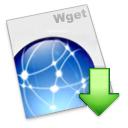 Wget logo