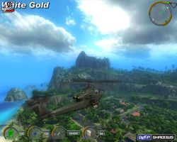 White gold war in paradise image 12