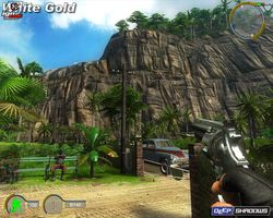 White gold war in paradise image 16