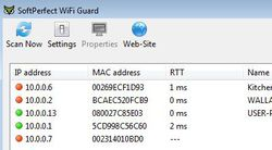 Wi-Fi Guard portable