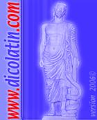 Widget traduction latin français