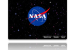 Widget NASA TV