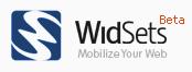 Widsets logo