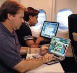 Wifi avion