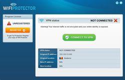 WiFi Protector screen2