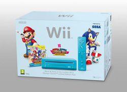 Wii bleue