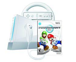 Wii bundle Mario Kart - 1