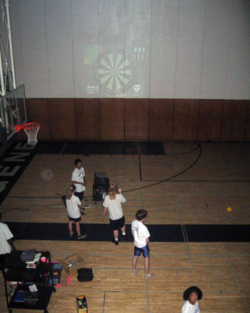 Wii cours gym image 2