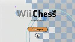 Wii Echecs   Image 1
