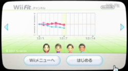 Wii fit 14