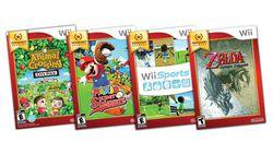 Wii gamme Nintendo Select - 1
