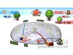 Wii Play - pêche