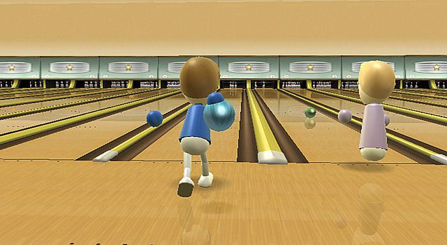Wii Sports - Bowling (Small)