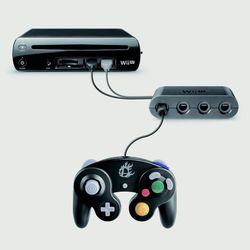 Wii U adaptateur manette GameCube - 2