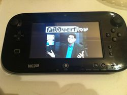 Wii U - hack fail0verflow