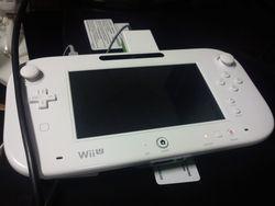 Wii U - manette