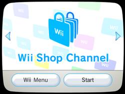 Wii U - Wii Shop