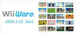 WiiWare   lancement Japon