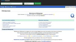 Wikireponses
