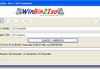 WinBin2Iso Portable : convertir vos images au formats BIN de CD ou DVD au format ISO